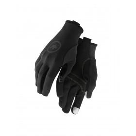 Assos spring/fall gants de cyclisme blackseries noir