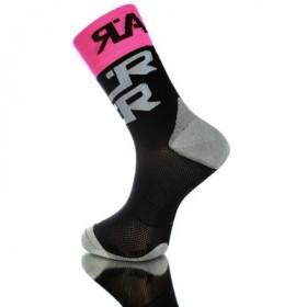 RAFA'L Attack Sock Black Pink