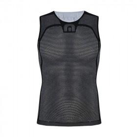 Megmeister drynamo vêtement sans manches charcoal noir