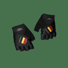 Vermarc BEL.21 Zwart Fietshandschoen Zomer