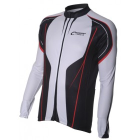 Bici Shirt LM White/Black
