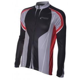 Bici Shirt LM Black/Grey/Red