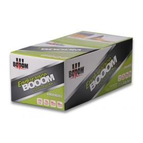 BOOOM Endurance Energy Bar Almond Box (35 pack)