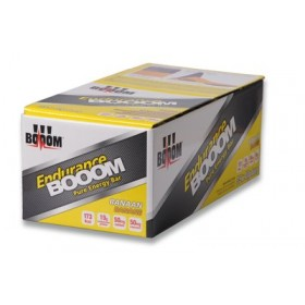 BOOOM Endurance Energy Bar Banana Box (35 Pack)