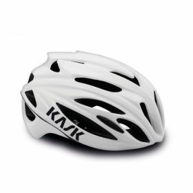 Kask rapido casque de cyclisme blanc
