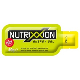 NUTRIXXION Energy Gel Citrus 40g