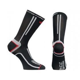NORTHWAVE Compression Socks Black Red