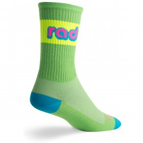 SOCK GUY Crew Sock Rad