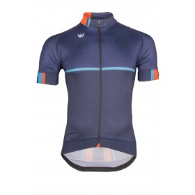 VERMARC Curve Jersey SS Navy