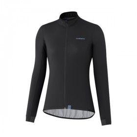 Shimano variable conditions veste de cyclisme femme noir