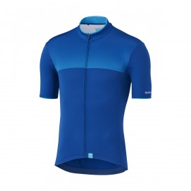 Shimano Shirt Escape Navy/Blauw