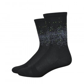 Defeet aireator high top chaussettes de cyclisme FireFly