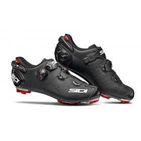 Sidi drako 2 srs chaussures de vtt noir mat