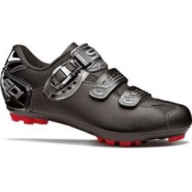 Sidi eagle 7 sr mega vtt chaussures de cyclisme shadow noir