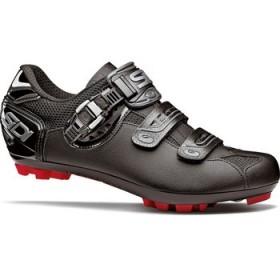 Sidi eagle 7 sr vtt chaussures de cyclisme shadow noir