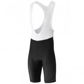 Shimano aspire cuissard de cyclisme à bretelles court noir