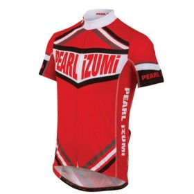 PEARL IZUMI Elite LTD Jersey Red Black