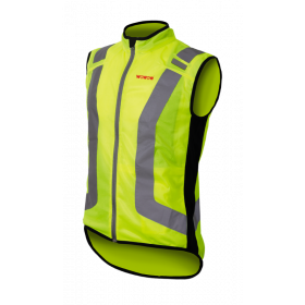WOWOW Flandrien Vest Yellow Fluo