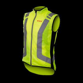 WOWOW Flandrien Vest Yellow Fluo