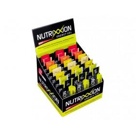 NUTRIXXION Energy Gel Mix Pack (24 Pcs)