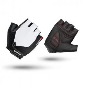 GripGrab progel gants de cyclisme blanc