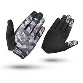 GripGrab Rebel Glove Grey Camo