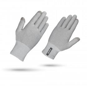 Gripgrab merino liner gant de cyclisme gris