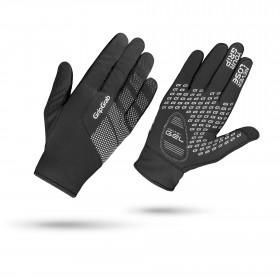 Gripgrab ride windproof gant de cyclisme noir