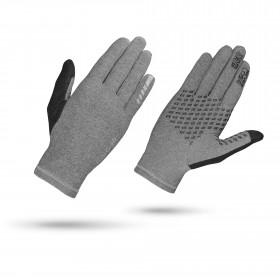 Gripgrab insulator gant de cyclisme femme gris