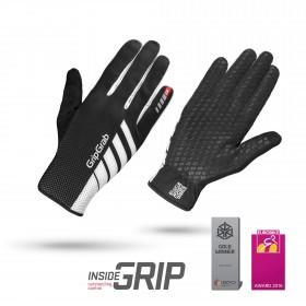 Gripgrab raptor gants de cyclisme noir blanc