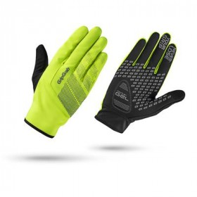 GripGrab ride hi-vis windproof gants de cyclisme fluo jaune