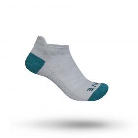 GripGrab Cycling Lady Sock No Show Grey