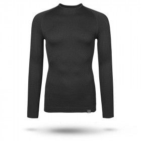 GripGrab expert seamless thermal vêtement manches longues noir