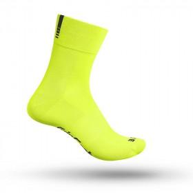 Gripgrab lightweight sl chaussettes de cyclisme fluo jaune