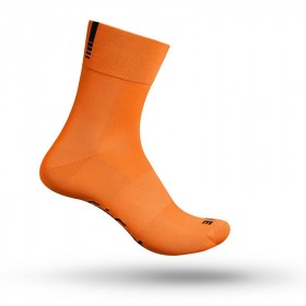 Gripgrab lightweight sl chaussettes de cyclisme fluo orange