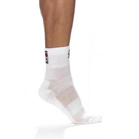 TAFI Attraction Sock Regular Cut White