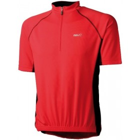 AGU Initio Shirt KM Red