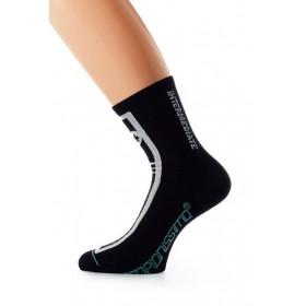 ASSOS Intermediate S7 Sock Black