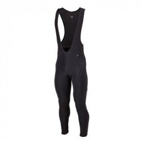 NALINI Logo Bibtight Black