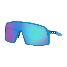 Oakley sutro fietsbril sky - prizm sapphire lens