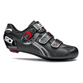 SIDI Genius 5-Fit Carbon Mega Black Race Fietsschoen