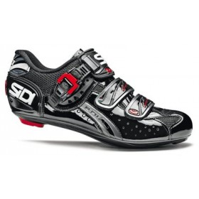 SIDI Genius 5-Fit Carbon Women Black Race Fietsschoen