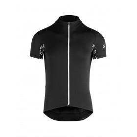 Assos mille GT maillot de cyclisme manches courtes noir