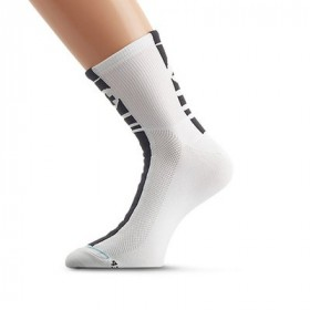ASSOS Mille Regular Sock White