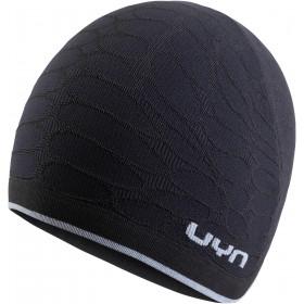 Uyn biking unisex under helmet bonnet blackboard noir gris