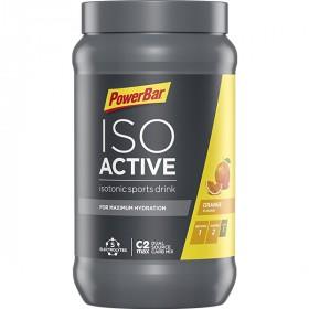 Powerbar isoactive isotone sportdrank orange 600g