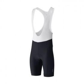 Shimano cuissard de cyclisme courtes à bretelles noir