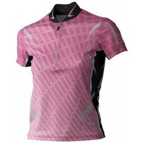AGU Perris Lady Shirt KM Pink/Black