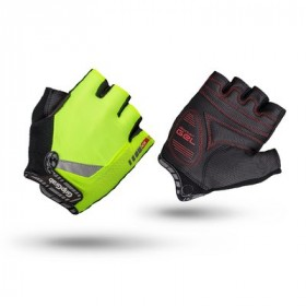 GripGrab progel gants de cyclisme hi-vis jaune