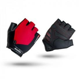 GripGrab progel gants de cyclisme rouge